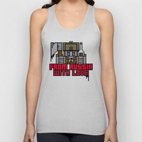 From Russia With Love Unisex Tank Top