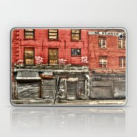 South Street New-York Laptop & iPad Skin
