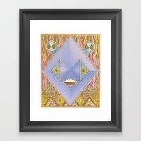 Unalterable Framed Art Print
