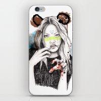 Griz iPhone & iPod Skin
