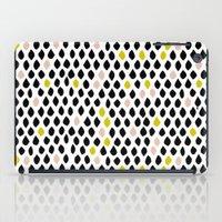 Dewdrops iPad Case
