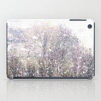 Snow In Early Fall(1)  iPad Case