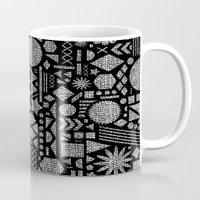 Modern Elements With Bla… Mug
