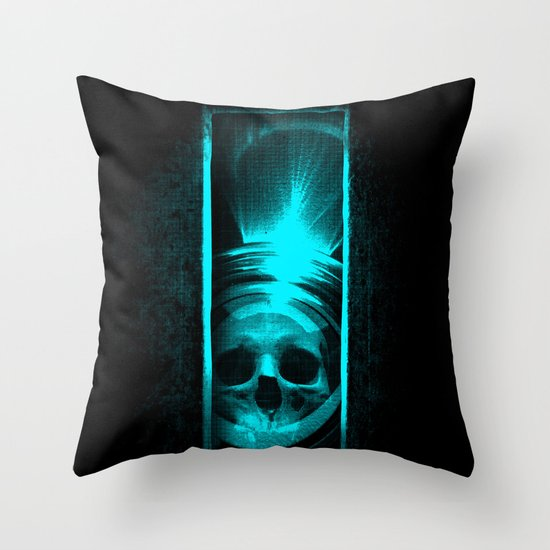 El Morro x Kutna Hora Throw Pillow