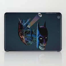 destructured hero#1 iPad Case