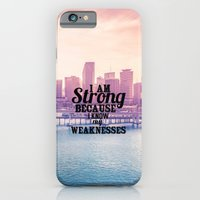 iPhone & iPod Case featuring STRONG by Ylenia Pizzetti