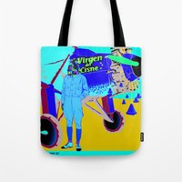 Virgen Del Cisne Tote Bag