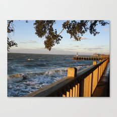 High Tide Canvas Print