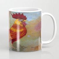 Rooster-3 Mug