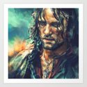 Elessar Art Print