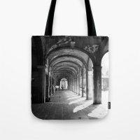 Hallway Tote Bag