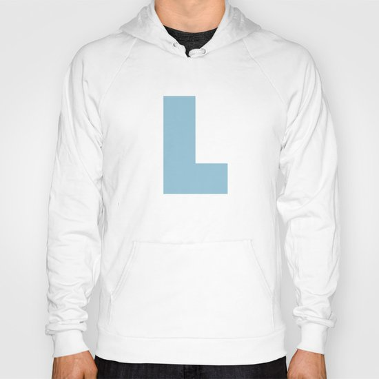 Light Blue L Hoody
