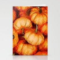 Extreme Orange Stationery Cards