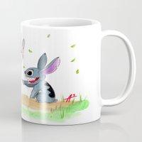 Ohana Means Family Mug
