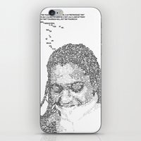 Words on the Subject iPhone & iPod Skin