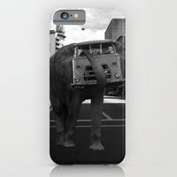 iPhone & iPod Case featuring elephant by Panic Junkie