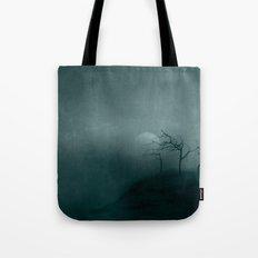 Three ~ Black and White Tote Bag