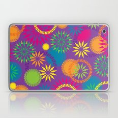 Spikeyflower Purple Laptop & iPad Skin