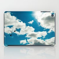 Clouds Song iPad Case