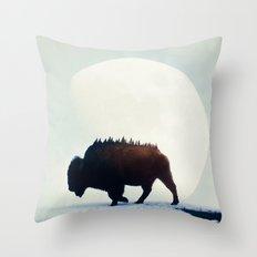 Wild West #society6 #decor #buyart Throw Pillow