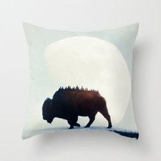 Wild West #society6 #decor #buyart Throw Pillow
