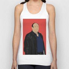 Sopranos - Tony Soprano - Paulie Gualtieri Unisex Tank Top