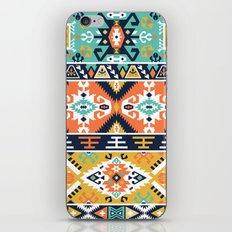 Modern Native American Pattern 2 iPhone & iPod Skin