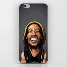 Celebrity Sunday - Robert Nesta Marley iPhone & iPod Skin