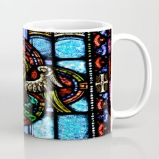 Rising From Glass Mug