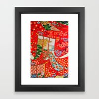 Door in the Sky Framed Art Print