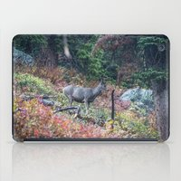 Fall Of The Mule Deer iPad Case