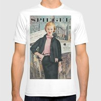 1955 Spring/Summer Catal… Mens Fitted Tee White SMALL