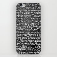 Scripture iPhone & iPod Skin