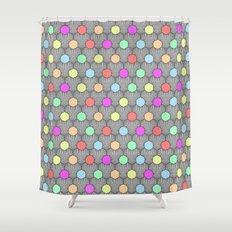 Careless Woman Pattern V2 Shower Curtain