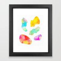 Semisoft Framed Art Print