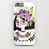 Day Of The Beautiful Dea… iPhone 6 Slim Case