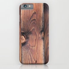 Barnwood iPhone 6 Slim Case