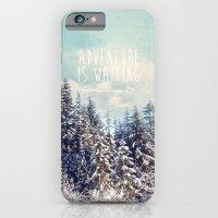evergreens iPhone 6 Slim Case
