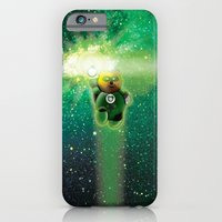 Super Bears - ACTION! the Green One iPhone 6 Slim Case