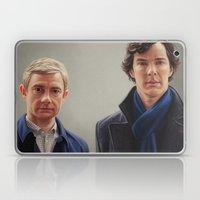 Team Baker Street Laptop & iPad Skin