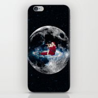 Santa iPhone & iPod Skin