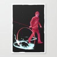 Trailblazer Canvas Print