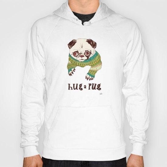 Hug a Pug Hoody