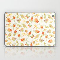 In My Magical Garden Laptop & iPad Skin