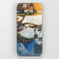 The Easter Bunny Ate My … iPhone & iPod Skin