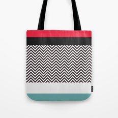 Pattern Uno Tote Bag