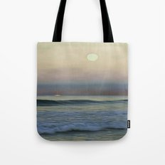 Pale Sunset Tote Bag