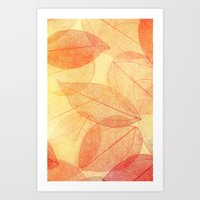 AUTUMN - For Iphone Art Print