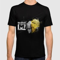 Blondit Mens Fitted Tee Black SMALL
