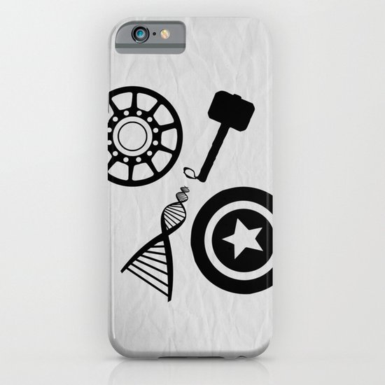 The Avengers iPhone & iPod Case